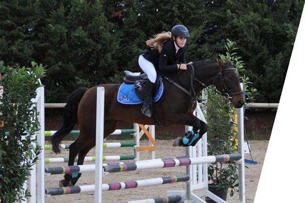 CSO Compétition saut d'obstacle poney chaponost lyon rhone